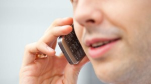 stres, telefon
