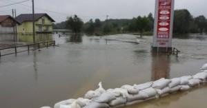 Cazin poplave