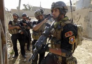 Irak, vojska