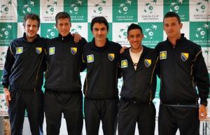 Teniska reprezentacija Bosne i Hercegovine