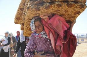 izbjeglice, Sirija
