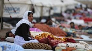 Irak, izbjeglice