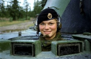 Norveška, vojska