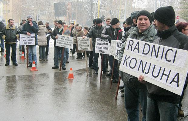 protesti, radnici
