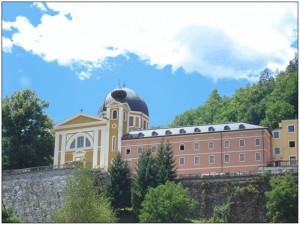 Fojnica, samostan