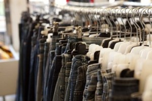 trgovina, odjeća