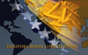 dijaspora, BiH