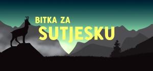 Sutjeska, rijeka, NP Sutjeska, Bitka za Sutjesku