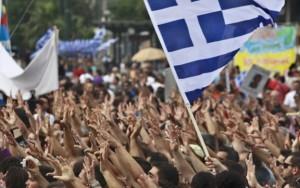 Atina, demonstracije