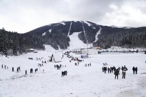 Bjelašnica, snijeg