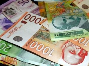 Srbija, dinar