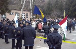 protest, Tuzla