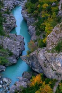 Albanija, hidrocentrala, rijeka