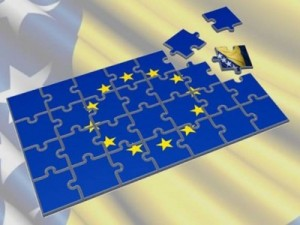 Bosna i Hercegovina BiH EU