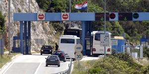 Hrvatska, granica