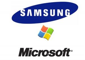 Microsoft i Samsung