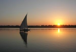 rijeka, Nil