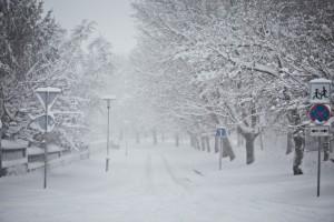snijeg, nevrijeme