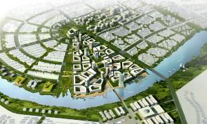Maidar city