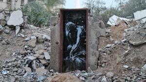 Palestina, mural