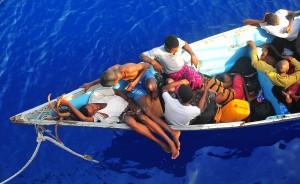 Somalija, migranti