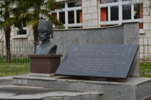 Spomenik 'osloboditelju Stoca od robovanja Turcima'