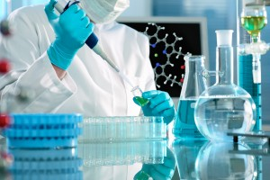 genetika, laboratorija