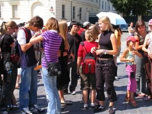 turizam, mladi