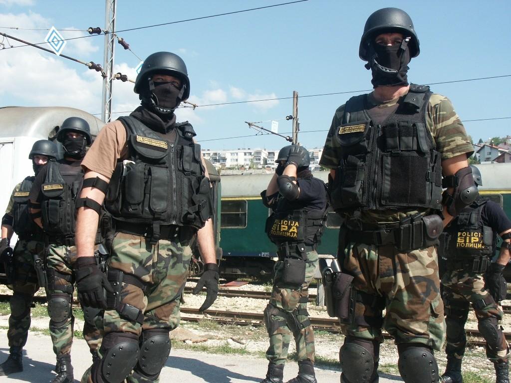 SIPA, policija