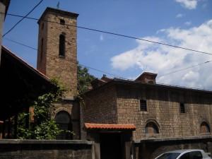 Stara crkva na Baščaršiji