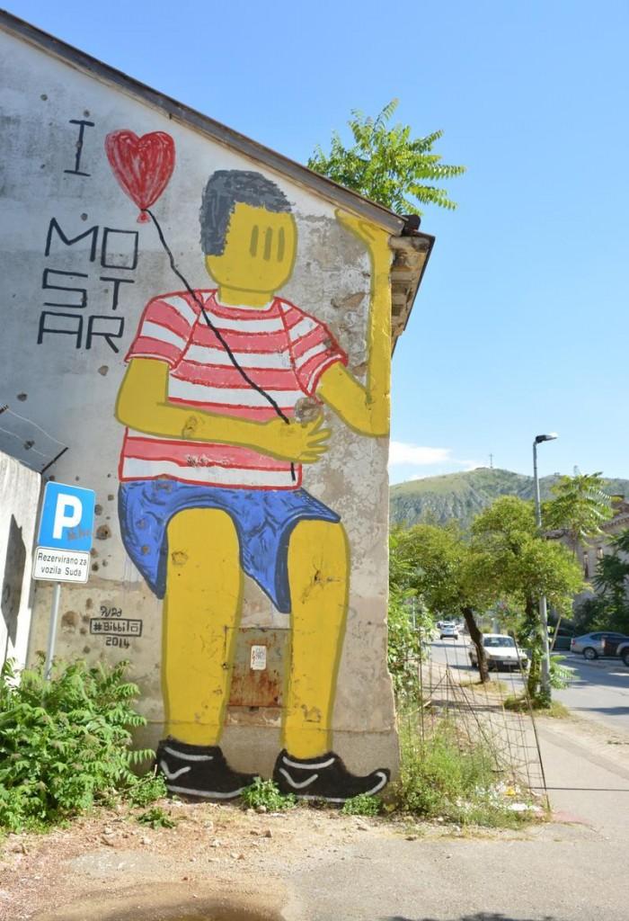 Street Arts Fest Mostar