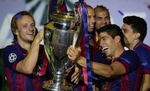 Barcelona prvak Evrope