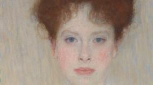 Portret Gertrud Loew