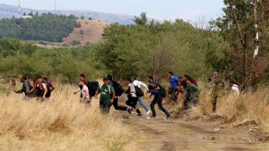 Srbija, migranti