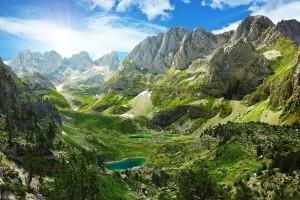 Prokletije, planina, planinarenje