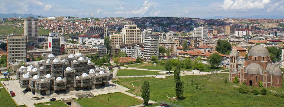 Kosovo, Priština