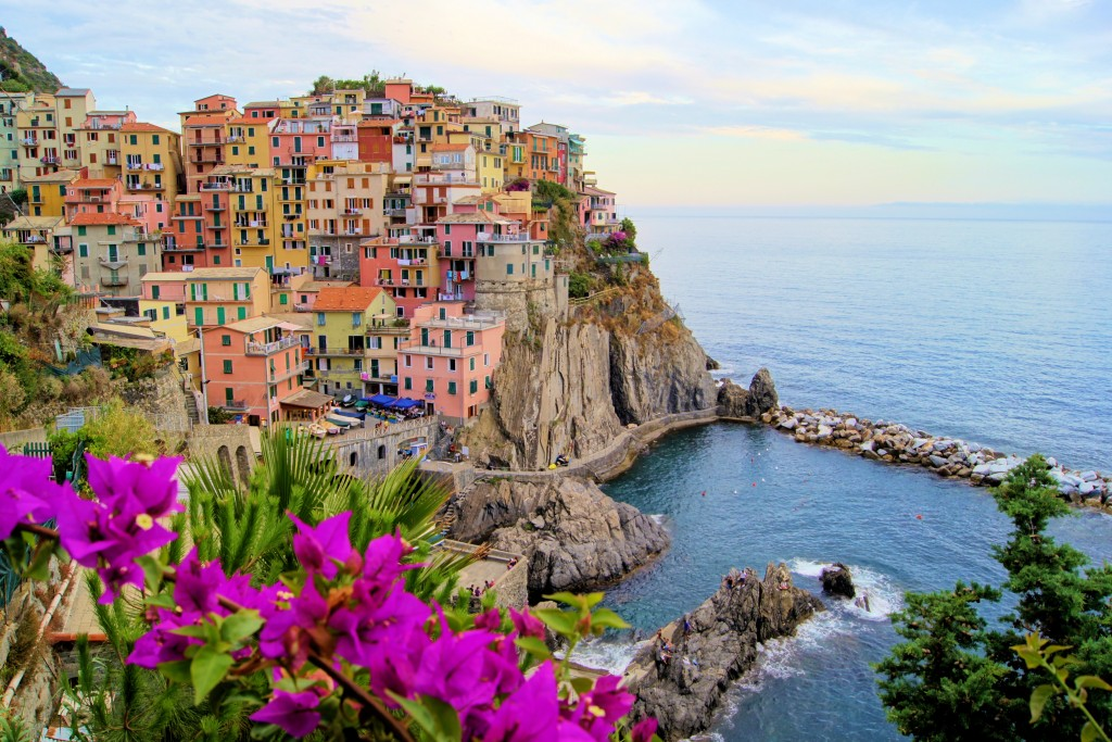 Italija, turizam