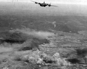 Beč, bombardovanje