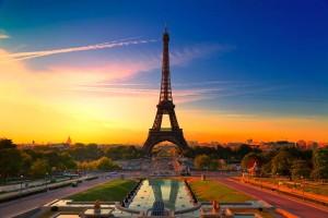 Pariz, Eiffelov toranj