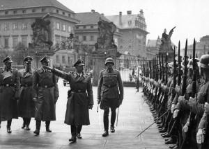 Prag, nacisti