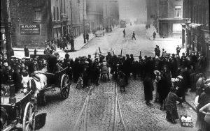 Dublin Rising, Uskršnji ustanak 1916