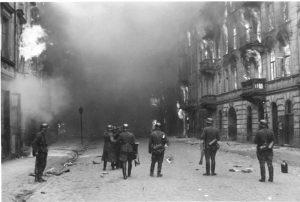 Varšavski geto, ustanak