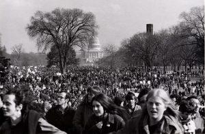 Washington protest against war Vietnam