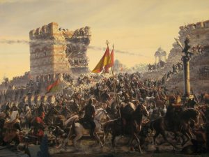 Konstantinopolj (CONSTANTINOPLE)