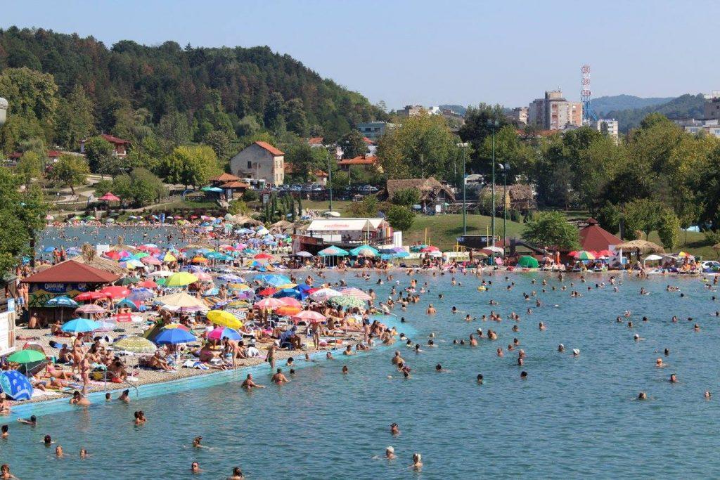 Panonska jezera, Tuzla