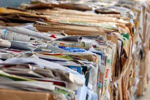 reciklaža, papir