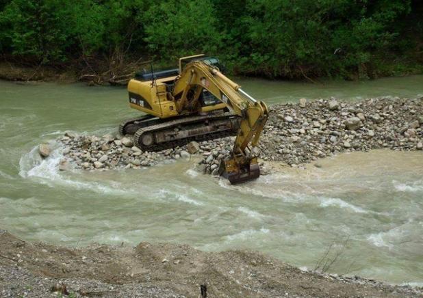 Ugar, hidroelektrana