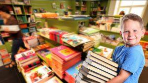 škola, knjige