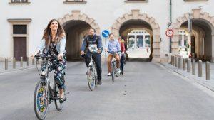 Beč, biciklo