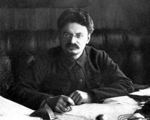 Lav Davidovich Bronstein, Lav Trocki